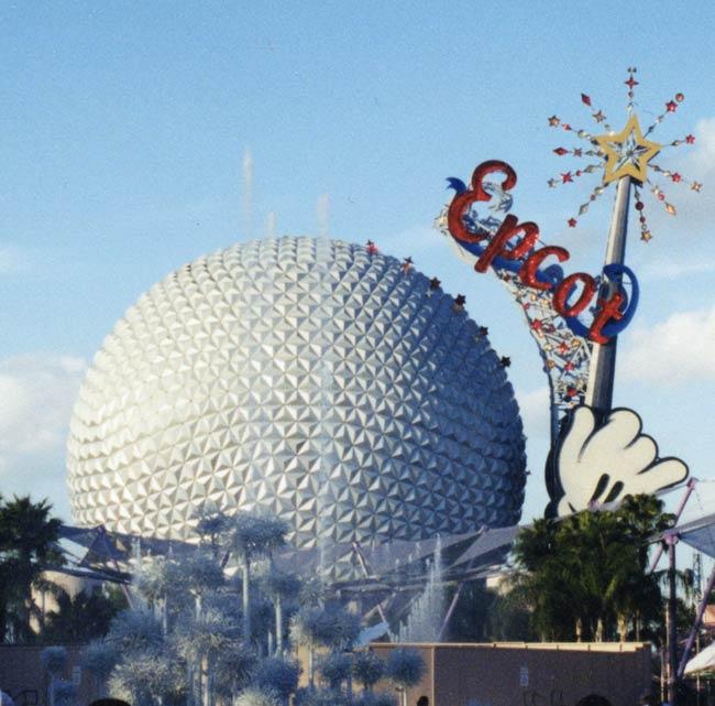 Disneyworld Epcot