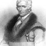 engraving of Daniel Boone