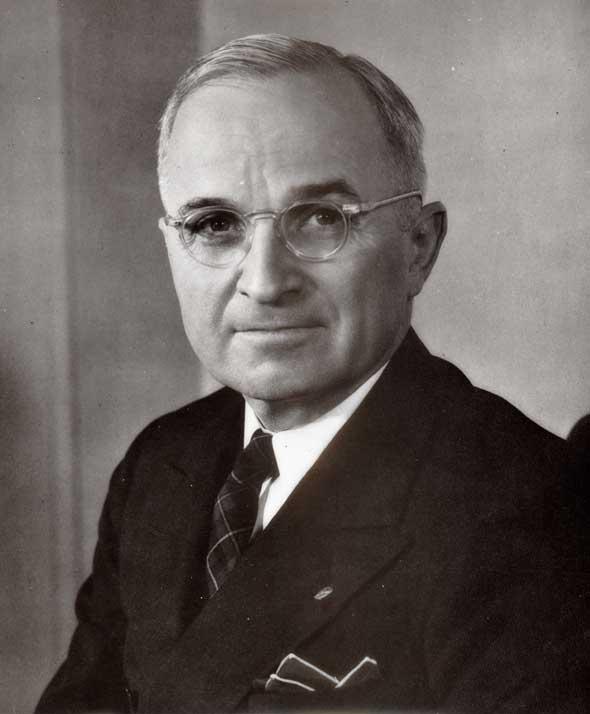Harry S. Truman photo