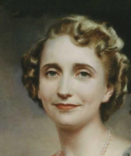 Margaret Truman, c. 1950.