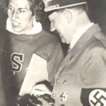 Stephens with Hitler