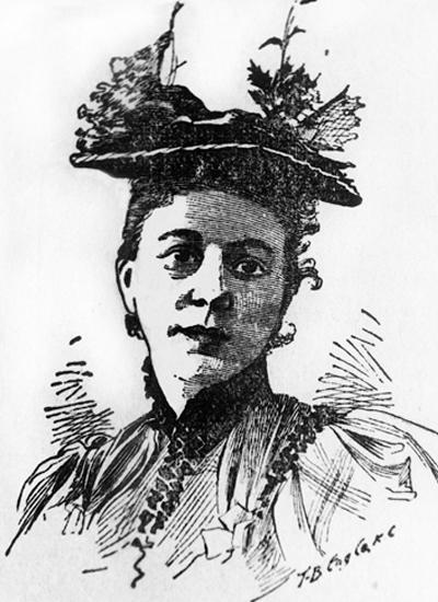 Annie White Baxter.