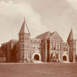 Swallow Hall photograph.