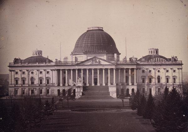 Capitol building, DC