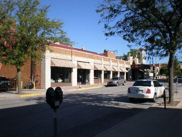 Missouri Theatre in Columbia