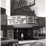 Missouri Theatre, 1974