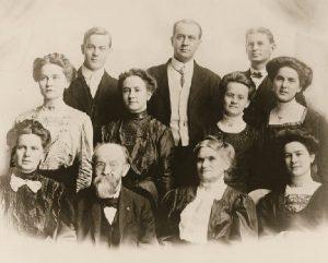Boller family, 1914