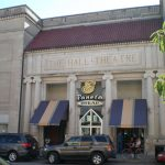 Hall Theatre in Columbia