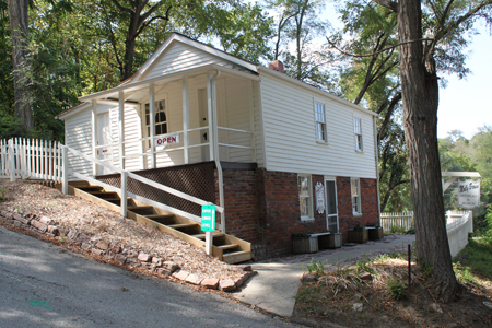 Margaret Brown House in Hannibal