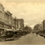 Court Street looking north, 1927
