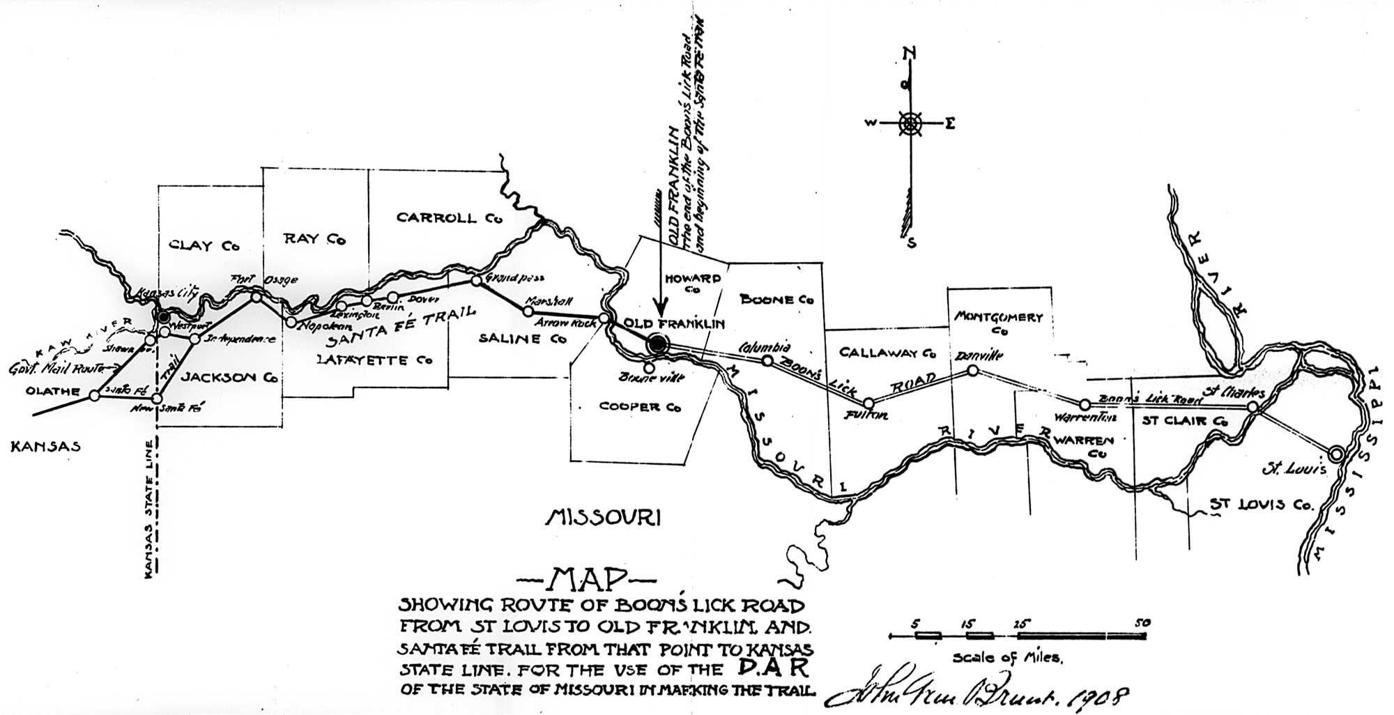 Boone's Lick Trail