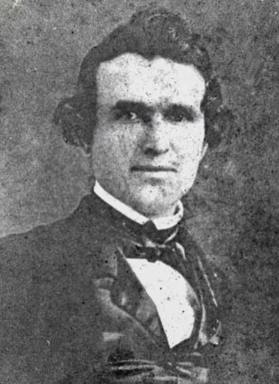 George Caleb Bingham portrait.