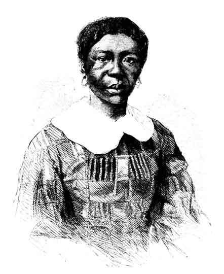 Harriet Robinson Scott