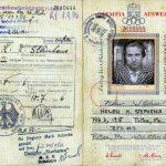 Stephens passport cover
