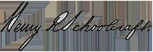 Schoocraft signature