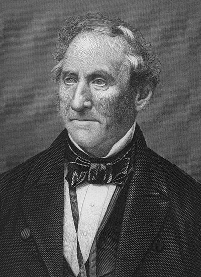 Senator Thomas Hart Benton portrait.