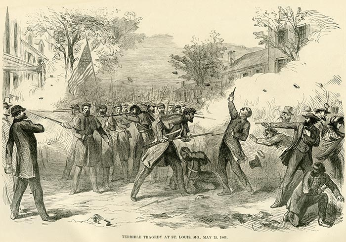 Camp Jackson Affair