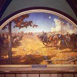 Battle of Westport mural