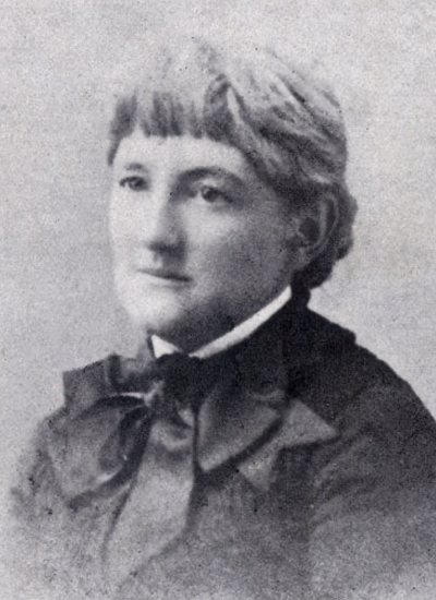 Susan Blow portrait.