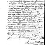 François Vallé Document