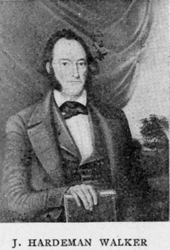 John Hardeman Walker portrait