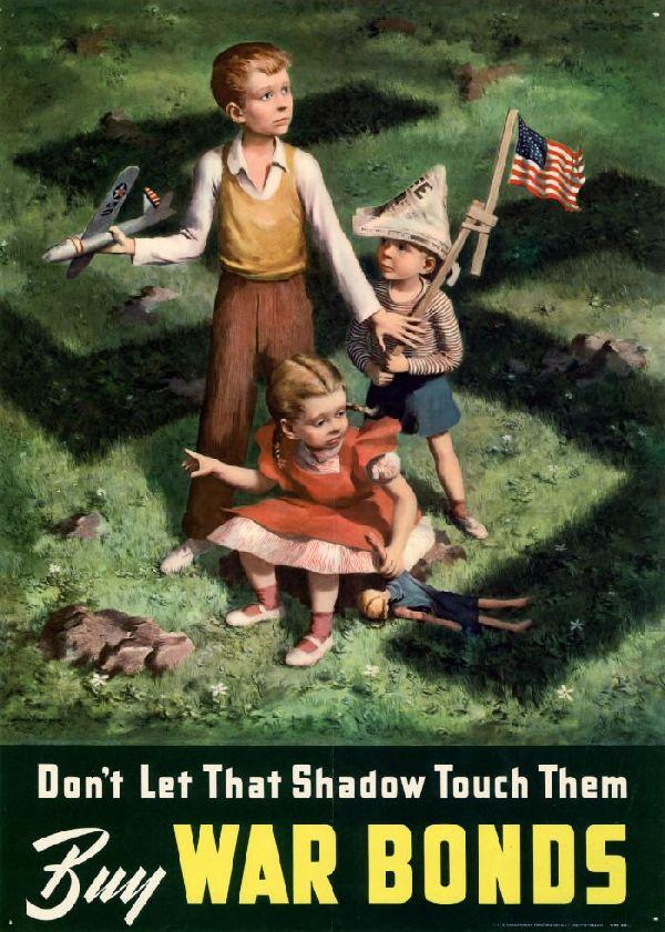 War Bonds Poster, 1942