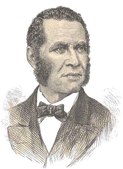 William Wells Brown portrait.