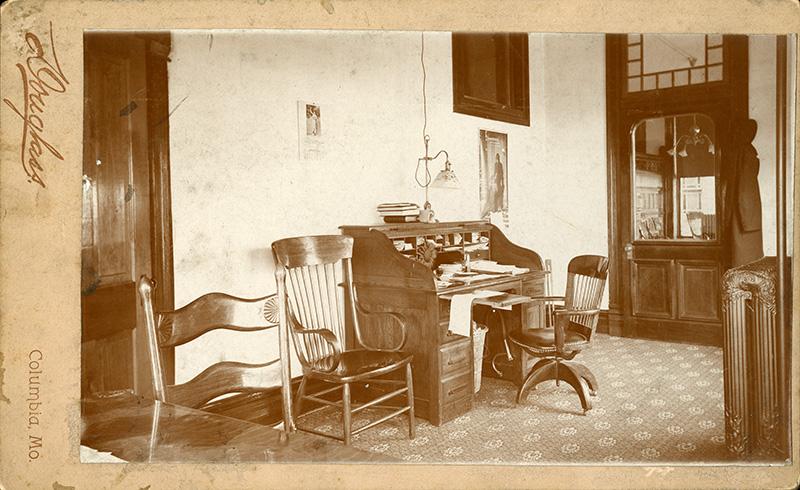 Williams' office