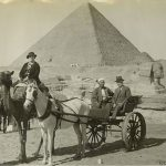 Walter and Sarah Lockwood Williams in Egypt