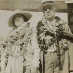 Walter and Sarah Lockwood Williams overseas