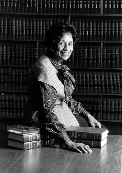 Margaret Bush Wilson photo