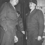 Eisenhower and Bradley
