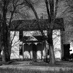 Omar Bradley house in Clark