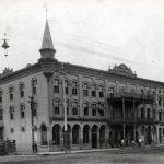 Merchants Hotel, Moberly, 1894