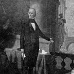 Photograph of oil painting of Henry Clay