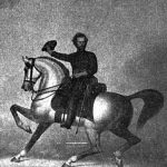 Photograph of oil painting of General Nathaniel Lyon