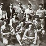 Moberly High School baseball team, 1910
