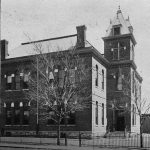 Wendell Phillips Elementary School, 1911.