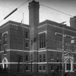 Lincoln High School, 1911.