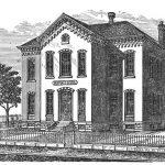Des Peres School, 1873