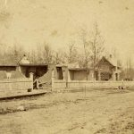 Marshfield after 1880 tornado