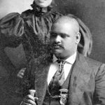 "Eugenia and John William ""Blind"" Boone"