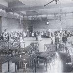 kindergarten classroom, 1899