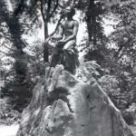 Statue of George Washington Carver as a boy
