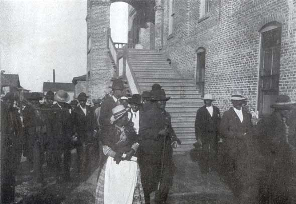 Farmers at Tuskegee Institute