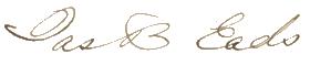 Eads signature