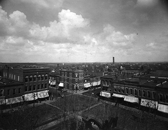 Maryville, Missouri, circa 1900