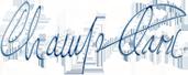 James Clark signature