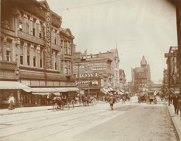 Kansas City, 1906