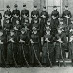 MU Women's Drill Company.